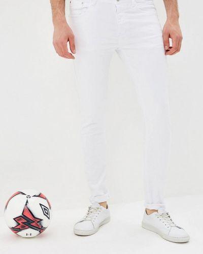 Белые брюки Terance Kole
