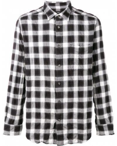 444fe185aa4 Мужские черно-белые рубашки - купить в интернет-магазине - Shopsy