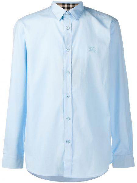 Koszula z długim rękawem klasyczny długa Burberry