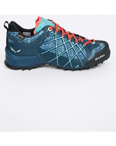 Ботинки на шнуровке трекинговые Salewa