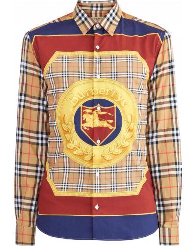 Рубашка прямая с карманами Burberry