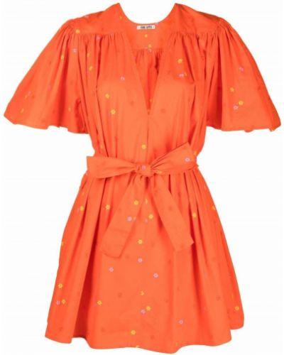 Sukienka mini bawełniana Ciao Lucia