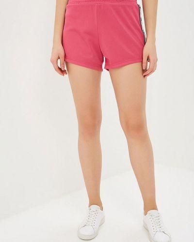 Розовые шорты Chiara Ferragni Collection