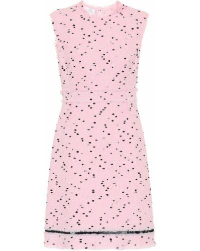 Розовое платье Giambattista Valli