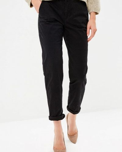 Черные брюки Naf Naf