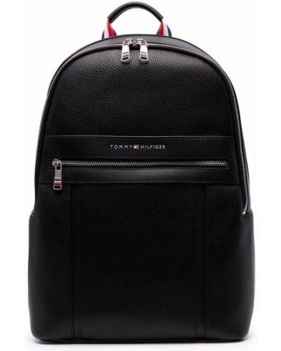 Черная сумка на молнии Tommy Hilfiger