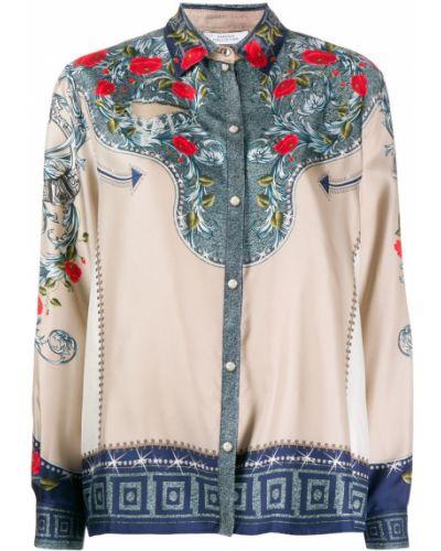 Рубашка с воротником Versace Collection