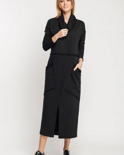 Платье - черное Giulia Rossi