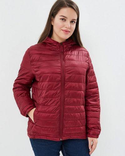 Утепленная куртка демисезонная осенняя Rosa Thea