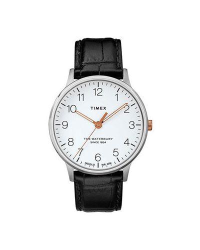 Часы механические водонепроницаемые с подсветкой Timex