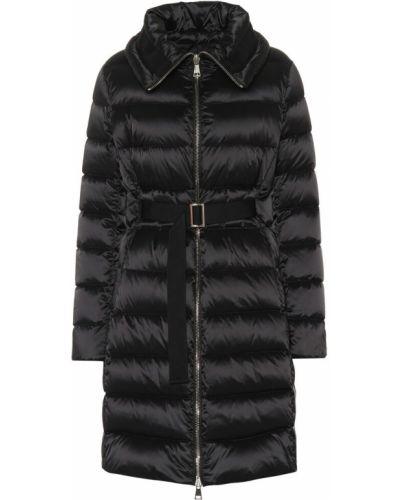 Стеганое пальто био пух пальто Moncler