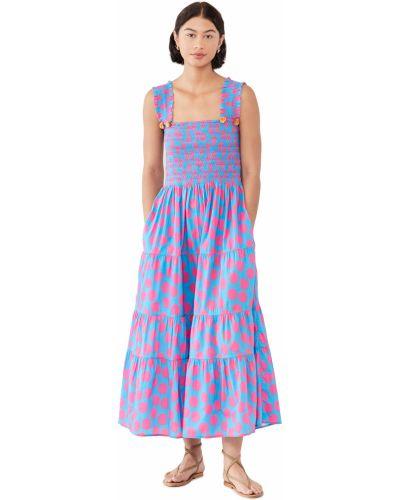 Платье в горошек Figue