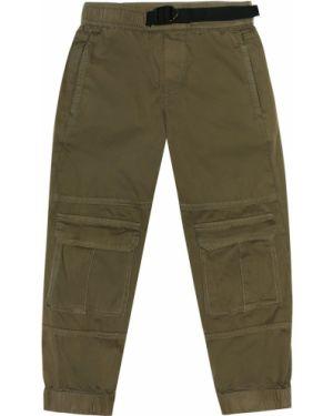 Spodnie khaki bawełniane Stella Mccartney Kids