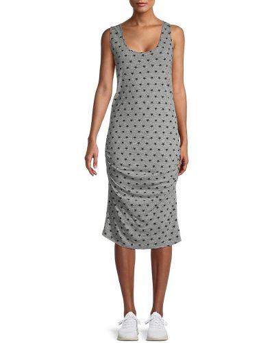 Хлопковое платье Monrow
