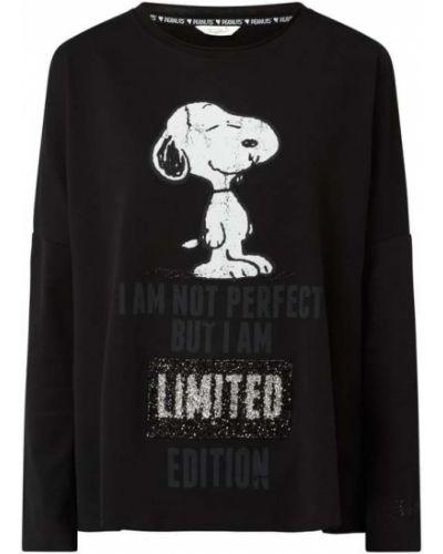 Czarna bluza bawełniana Frogbox