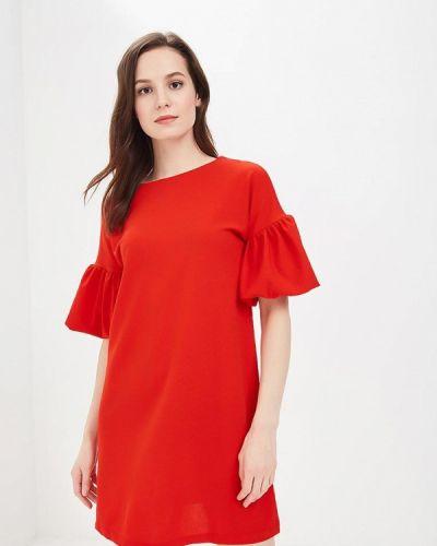 Красное платье весеннее Compania Fantastica