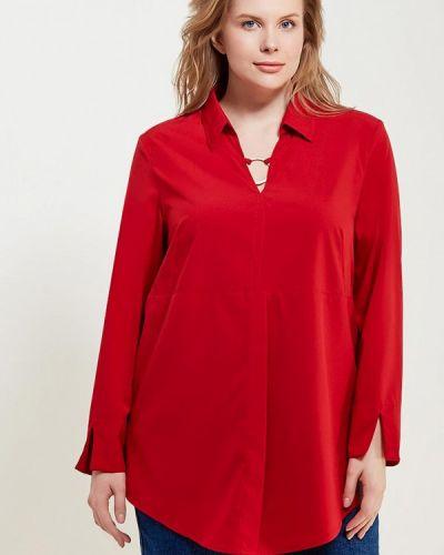 Красная блузка Svesta