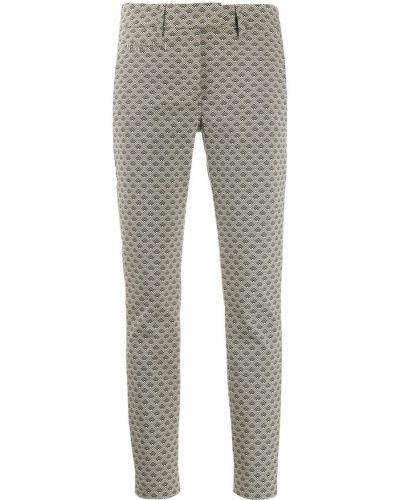 Укороченные брюки зауженные брюки-хулиганы Dondup