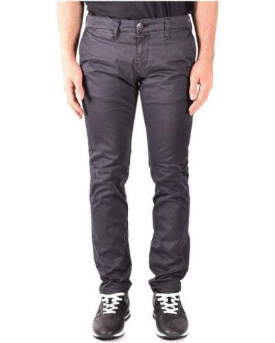Mom jeans - niebieskie Armani Jeans