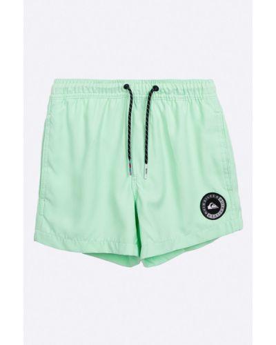 Зеленые плавки Quiksilver