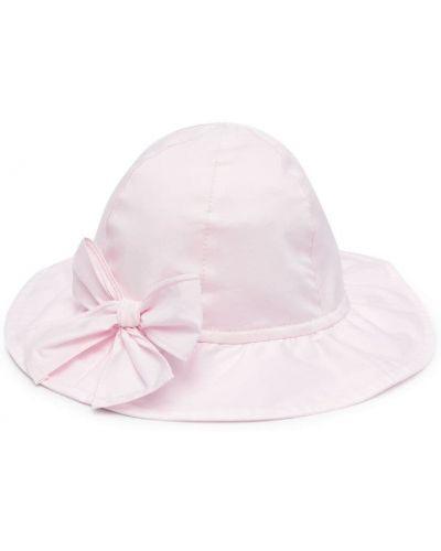 Różowy kapelusz bawełniany Il Gufo