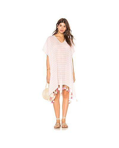 Платье с бахромой с разрезом Seafolly