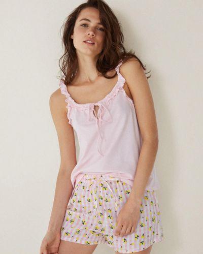 Пижама индийский розовый Women'secret