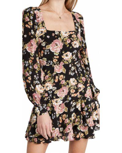 Платье макси с длинными рукавами Yumi Kim