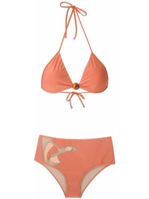 Бикини - оранжевый Adriana Degreas