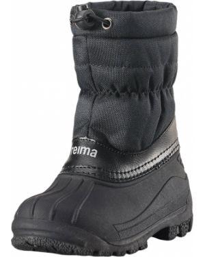 Сноубутсы кожаный Reima