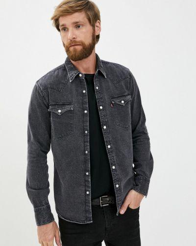 Серая джинсовая рубашка Levi's®