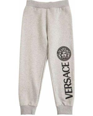 Joggery bawełniane Versace