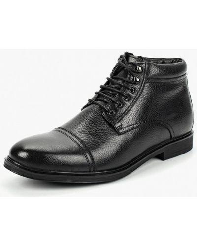 Ботинки осенние кожаные Rosconi
