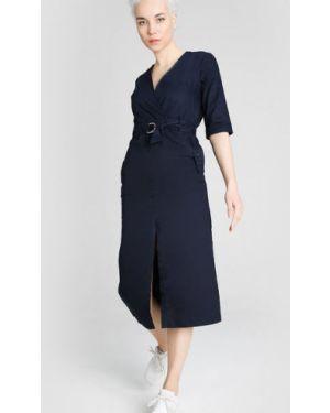 Платье мини миди с поясом Ostin