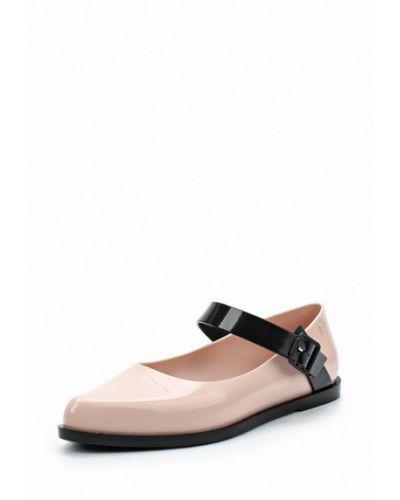 Розовые туфли Melissa