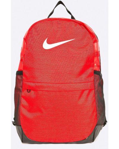 Plecak czerwony Nike Kids