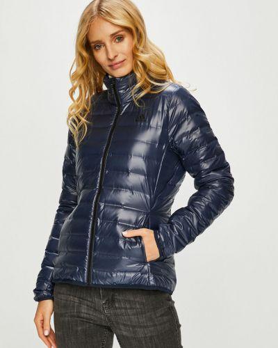Утепленная куртка укороченная на резинке Adidas Originals