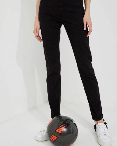 Черные джинсы-скинни Love Moschino