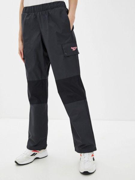 Классические брюки карго серые Reebok Classics