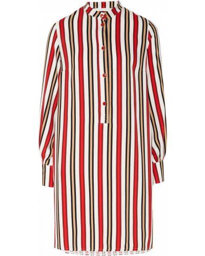 Платье мини на пуговицах из вискозы Fashion.love.story