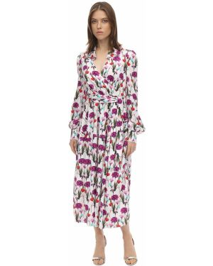 Платье миди макси на пуговицах Borgo De Nor