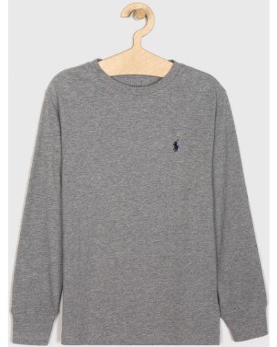 T-shirt szary Polo Ralph Lauren