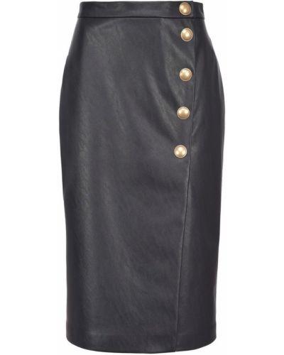 Prążkowana spódnica maxi Pinko