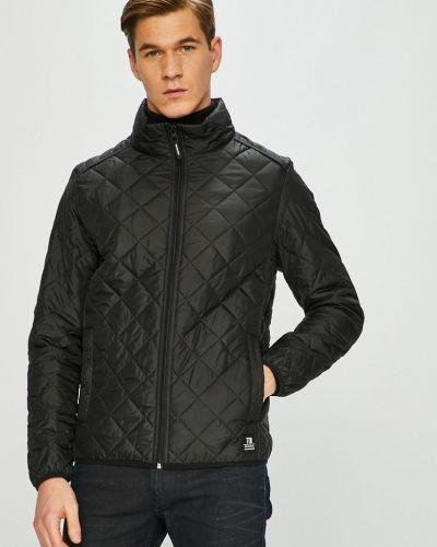 Утепленная куртка прямая укороченная Tom Tailor Denim