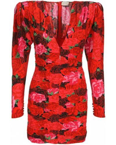 Czerwona sukienka Magda Butrym