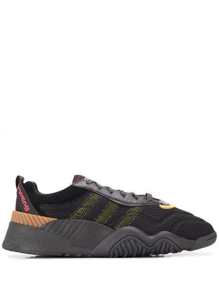 Кроссовки на каблуке - черные Adidas Originals By Alexander Wang
