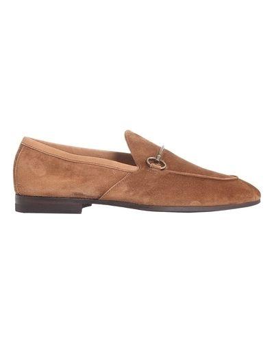 Loafers - brązowe Henderson