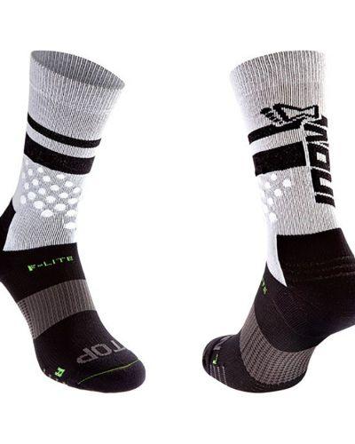 Носки с рисунком - белые Inov-8