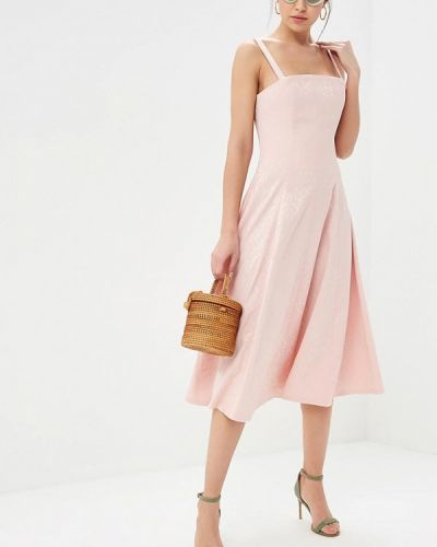 Сарафан розовый мадам т