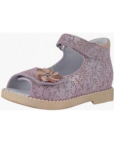 Фиолетовые сандалии Reike